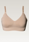 Fast Food T-shirt bra , Beige S - small (5)