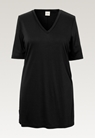 The-shirt tunic - Black - S - small (7)