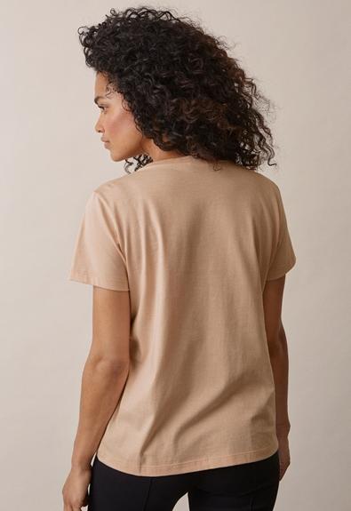 The-shirtsand (2) - Maternity top / Nursing top