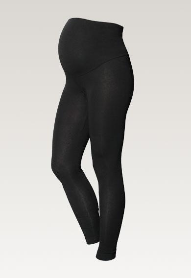 Once-on-never-off leggings - Svart - XS (6) - Gravidbyxor