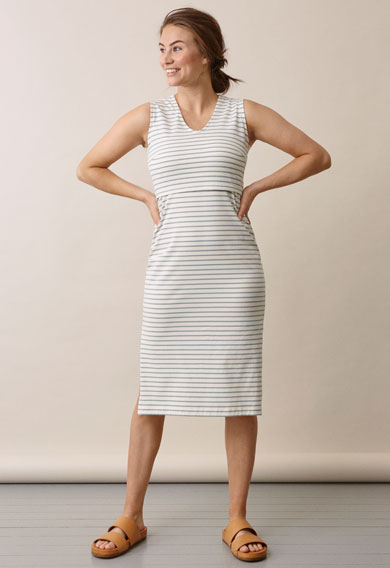 Simone dress, sleeveless