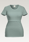 Classic short-sleeved top - Mint - L - small (6)