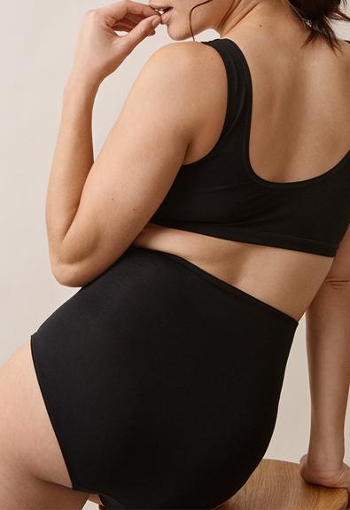 Soft support trosa - Black - M (2) - Gravidunderkläder / Amningsunderkläder