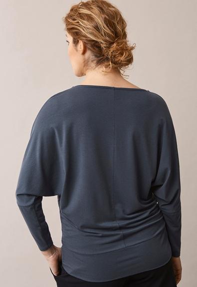 Debbie topp - Steel blue - L/XL (3) - Gravidtopp / Amningstopp
