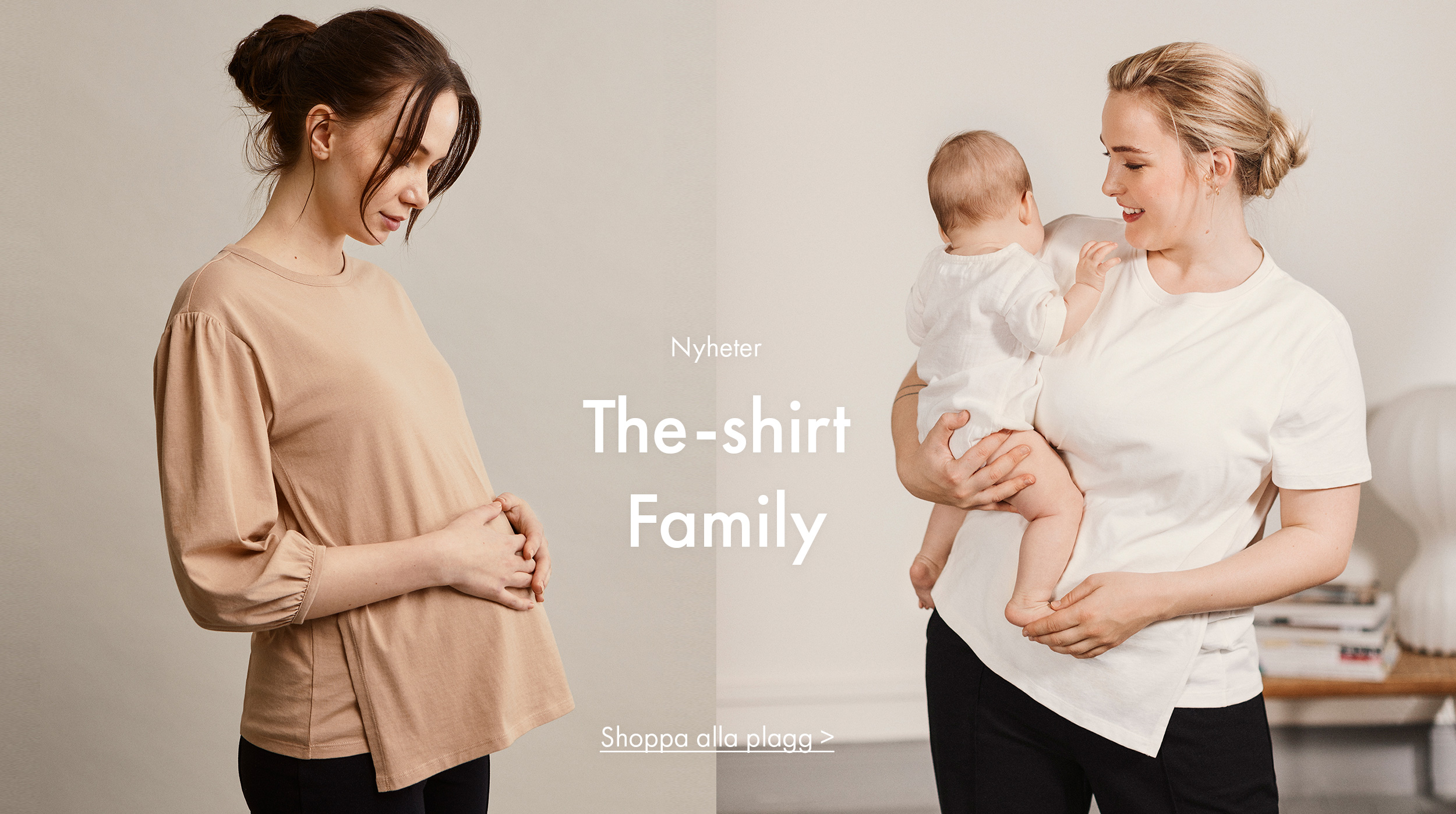 New arrivals - The-shirt family