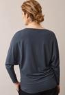Debbie topp - Steel blue - L/XL - small (3)