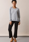 The sweatshirt - Grey melange - M - small (4)
