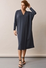 Debbie dress - Steel blue - L/XL - small (1)