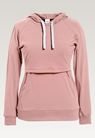 B Warmer hoodiemauve - small (7)
