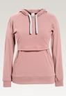 B Warmer hoodie - Mauve - S - small (6)