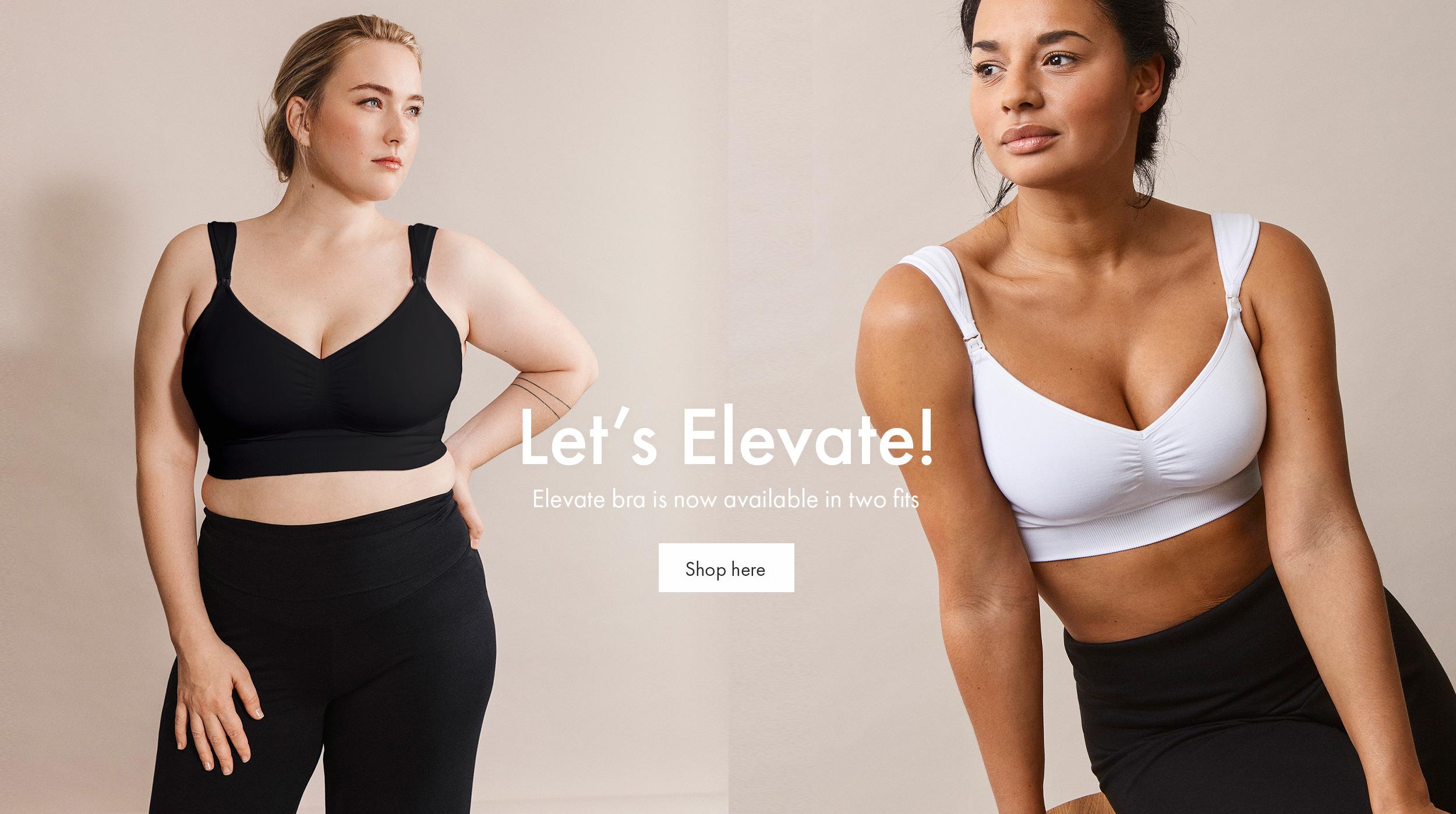 Elevate bra in 2 fits