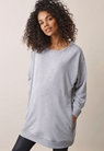 BFF sweatshirt - Grey melange - S - small (1)