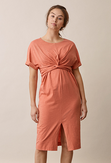 Zadie short-sleeved dress