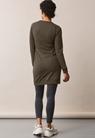B Warmer Kleid - Pine Green - L - small (3)