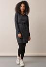B Warmer dress - Iron - XS - small (1)