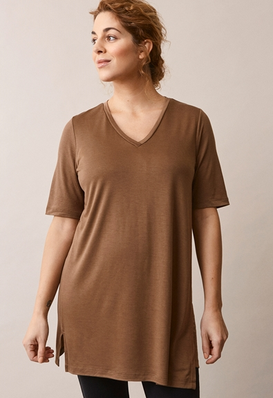 The-shirt tunic