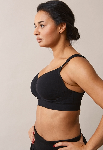 Fast Food Bra Elevate - Black - XL (3) - Maternity underwear / Nursing underwear