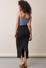 Once-on-never off long skirt - Black - L - small (3)