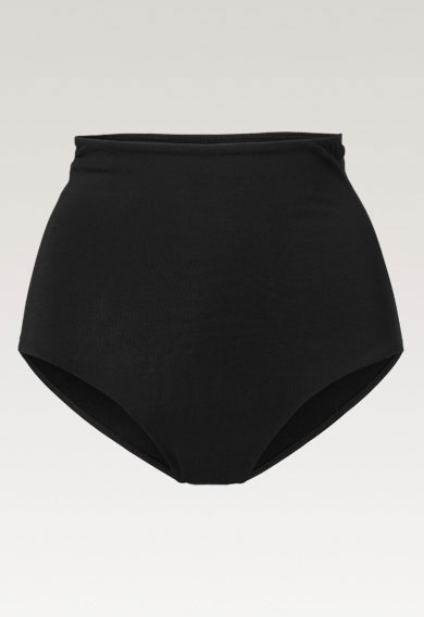 Soft support briefblack (3) - Maternity underwear / Nursing underwear
