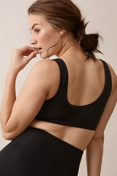 24/7 bra, Black M (3) - Maternity underwear / Nursing underwear