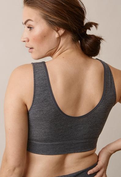24/7 bra - Merino wool - S (3) - Maternity underwear / Nursing underwear