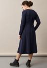 Charlotte dress - Midnight blue - M - small (2)