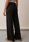 Once-on-never-off wide pants, Svart M - small (5)