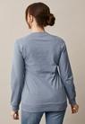B Warmer sweatshirt - Blue ash - L - small (2)