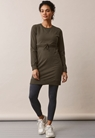 B Warmer Kleid - Pine Green - L - small (2)