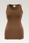 Classic linne - Hazelnut - M - small (6)