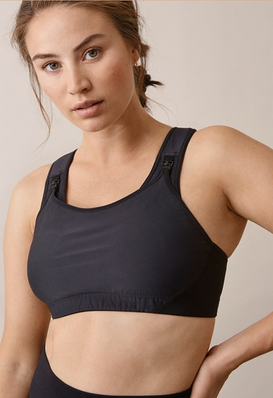 Fast Food sports bra