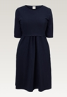 Linnea Kleid - Midnight blue - S - small (6)