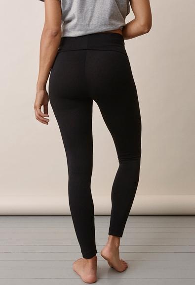 Once-on-never-off leggings - Svart - XS (4) - Gravidbyxor