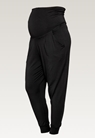 Once-on-never-off easy pants - Black - L - small (6)