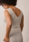 Simone ärmlös klänning - Tofu/Hazelnut - M - small (4)