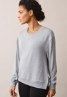 The sweatshirt - Grey melange - L - small (3)