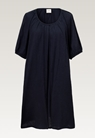 Air short-sleeved dress - Midnight blue - L - small (5)
