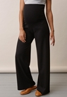 Once-on-never-off wide pants, Svart M - small (4)