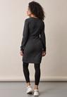B Warmer dress - Iron - XS - small (2)