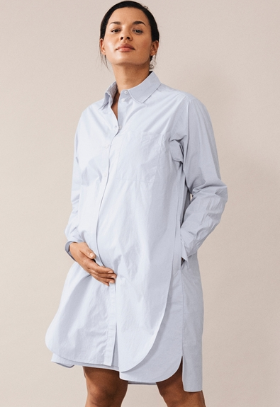 The Duo shirtdress