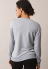 The sweatshirt - Grey melange - M - small (5)