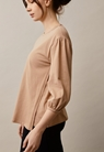The-shirt blouse - Sand - XL - small (3)