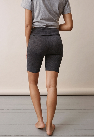 Once-on-never-off Merino wool bike shorts - M (4) - Maternity pants