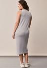 BFF klänning - Grey melange - S - small (3)