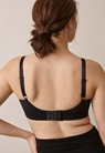 Fast Food T-shirt bra , Black M - small (2)