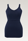 Easy linne - Midnight blue - S - small (5)
