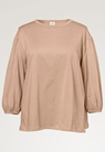 The-shirt blouse - Sand - XL - small (7)