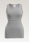 Classic top - Grey melange - L - small (5)