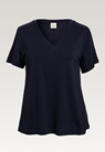 The-shirt v-neckmidnight blue - small (5)
