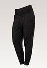 Once-on-never-off easy pants - Black - L - small (7)